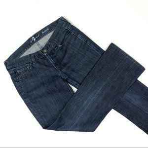 7 for All Mankind (6) (28x29) Mid Rise Bootcut